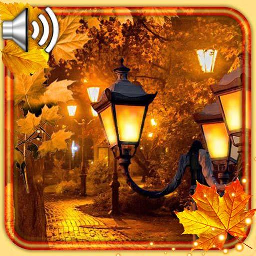 Autumn Park live wallpaper