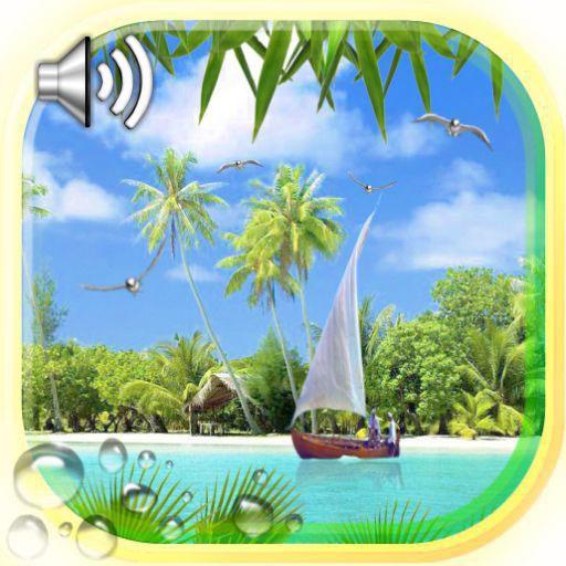 Beaches Islands live wallpaper