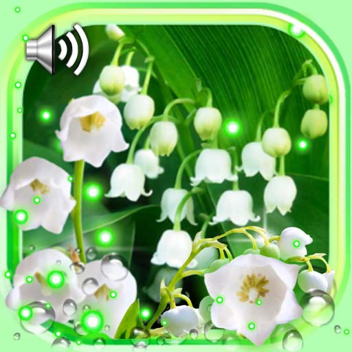 Forest Lilies LWP