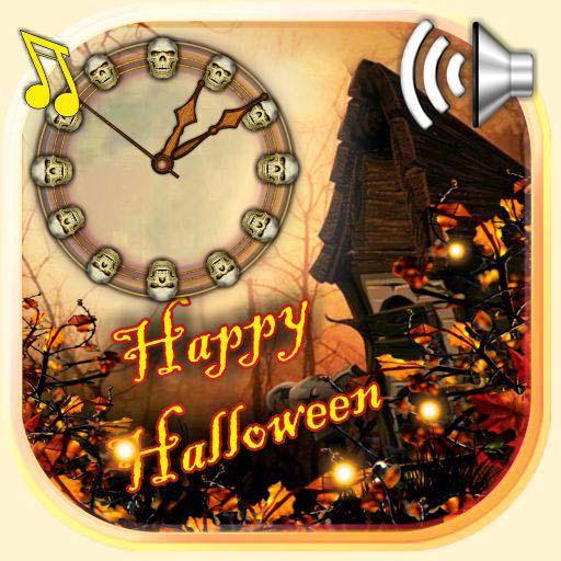 Halloween 2020 Clock
