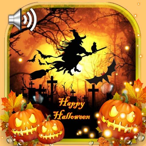 Music Halloween Live Wallpaper