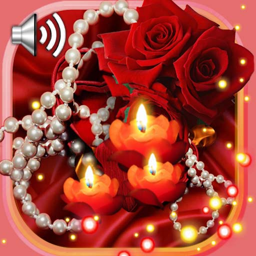 Roses and Candles LWP
