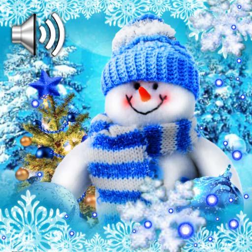 Snowman Christmas Live Wallpaper