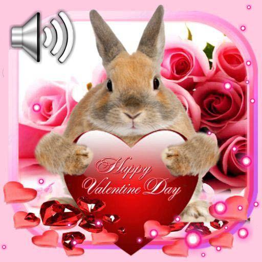Valentine Bunny Live Wallpaper