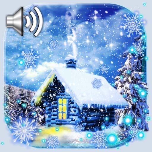 Winter House Live Wallpaper